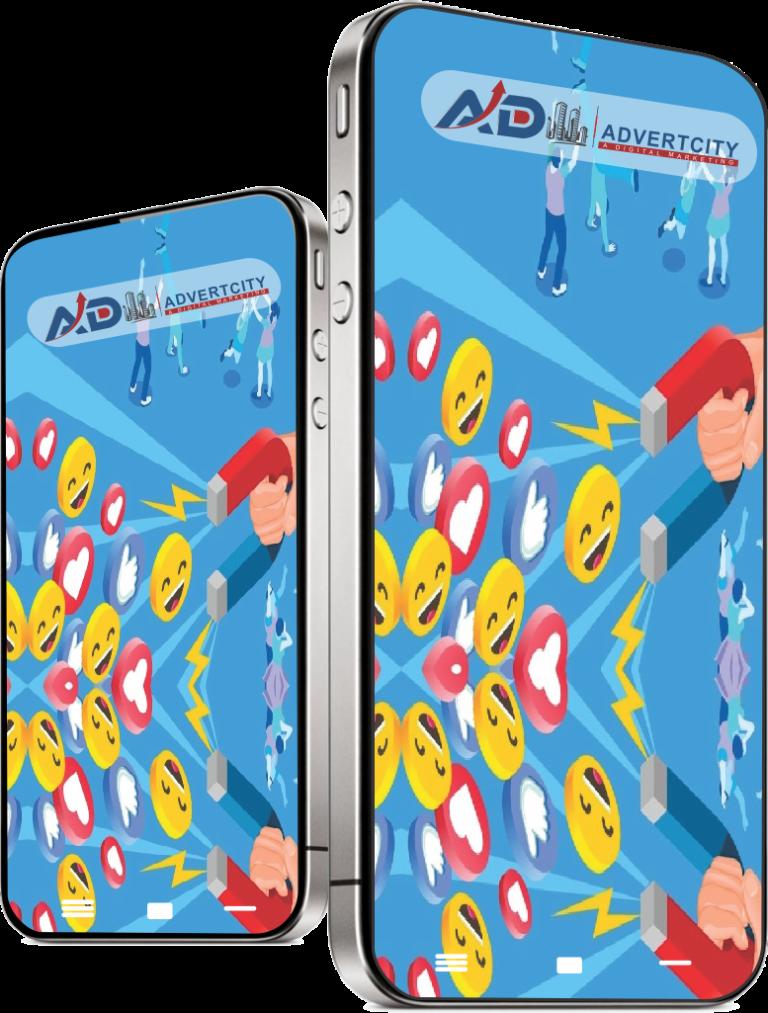 Advertcity Mobile Compressive Advertisement