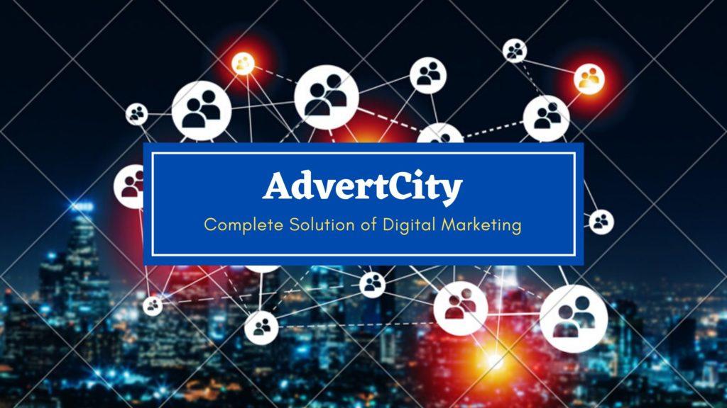 Social Media Marketing in Digital Marketing with Advertcity